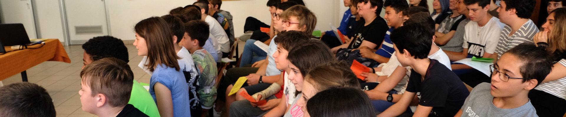 comunicazioni studenti famiglie scuola secondaria mario lodi