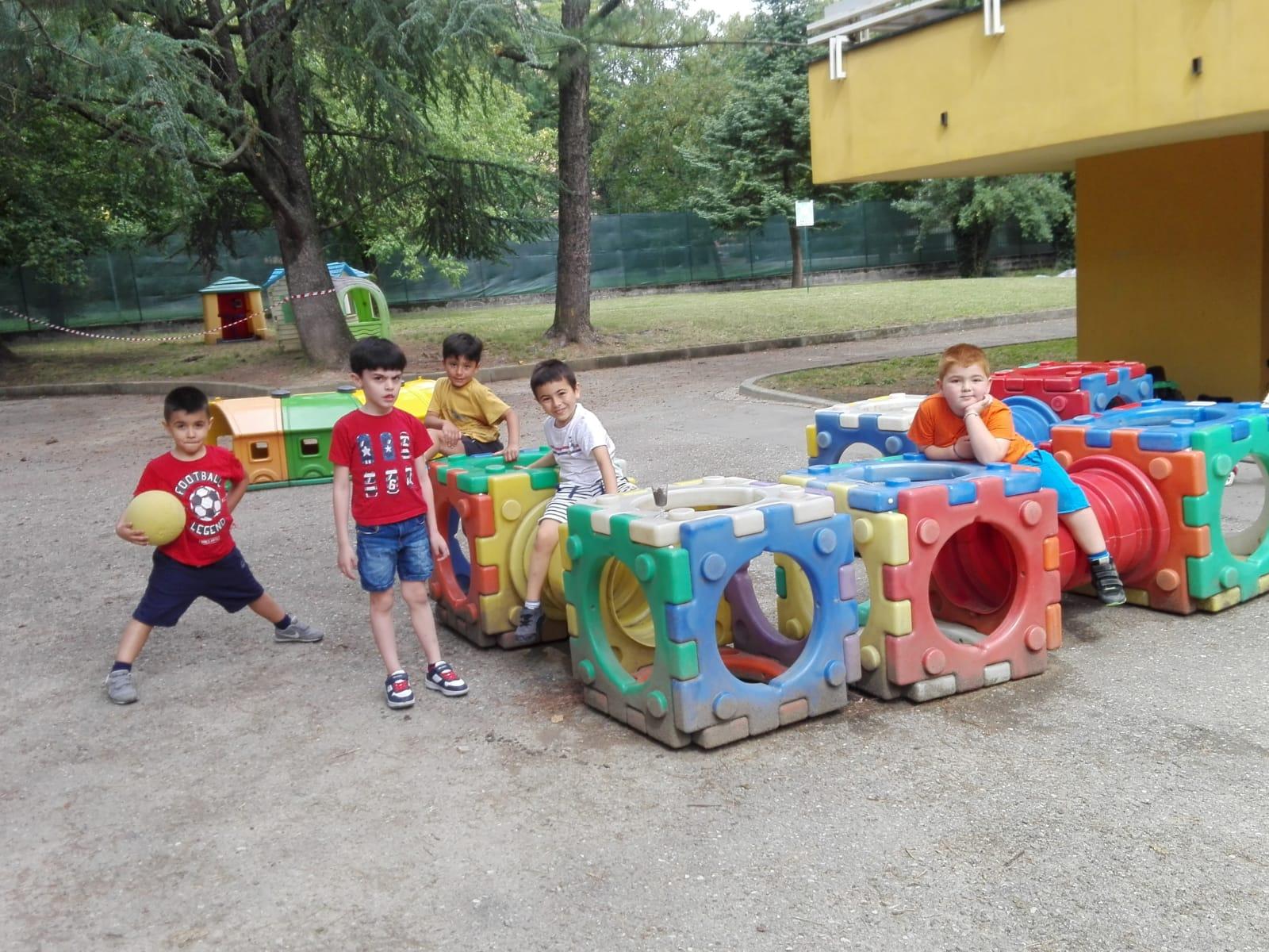 """""""Summer School Mario Lodi"""", primo centro estivo 3/6 anni di Proges Educa"""